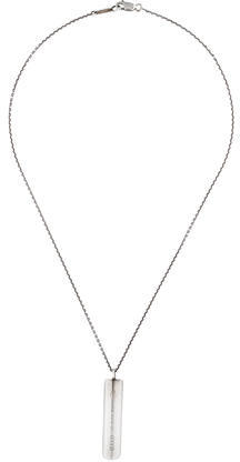 Tiffany co 1837 bar pendant necklace where to buy how to wear silver pendants tiffany co 1837 bar pendant necklace aloadofball Gallery