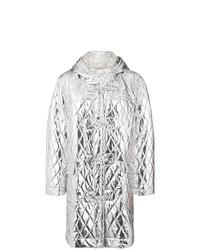 MM6 MAISON MARGIELA Metallic Quilted Coat