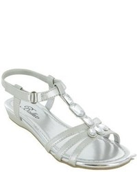 Jumping Jacks Girls Balleto Renee T Strap Sandal