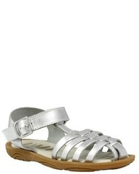 Umi Girls Cady Leather Fisherman Sandal