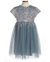 Wild And Gorgeous Ilovegorgeous Sequin Tulle Dress