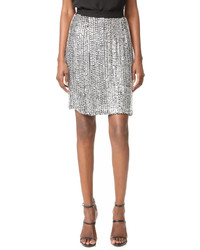 Rodarte Sequin Skirt