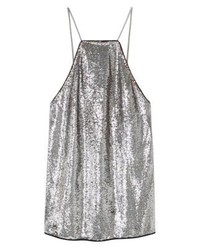 Mango Lenti I Summer Dress Silver