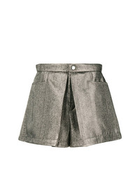 Chloé Inverted Pleat Shorts