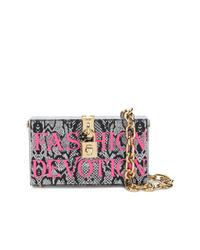 Dolce & Gabbana Fashion Devotion Box Clutch