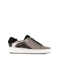 4cc37808a95d ... MICHAEL Michael Kors Michl Michl Kors Snakeskin Effect Low Top Sneakers