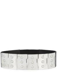 Maison Margiela Studded Panelled Belt