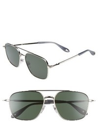Givenchy 7033s 58mm Sunglasses Palladium