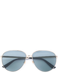 Gucci Eyewear Aviator Frame Sunglasses