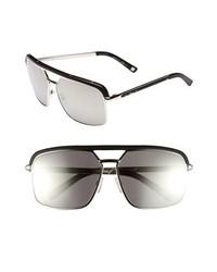 Dior Havane Metal Aviator Sunglasses Silver Palladium One Size
