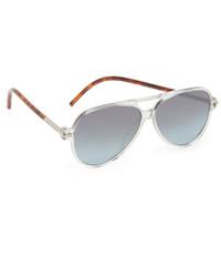 Marc Jacobs Shady Aviator Sunglasses