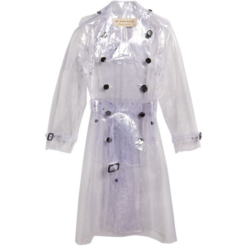 cd56801179f6a ... Burberry Transparent Trench Coat ...