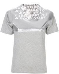 MM6 MAISON MARGIELA V Neck T Shirt