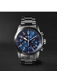 Bremont Alt1 P Automatic Chronograph 43mm Stainless Steel Watch