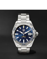 Tag Heuer Aquaracer Automatic 405mm Steel Watch Ref No Wbd2112ba0928