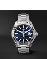 Tag Heuer Aquaracer Automatic 43mm Steel Watchaquaracer Automatic 43mm Steel Watch Ref No Way2012ba0927