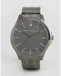 Armani Exchange Ax2169 Bracelet Strap Watch In Silver