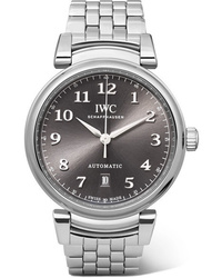 IWC SCHAFFHAUSEN Da Vinci Automatic 40mm Stainless Watch