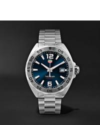 Tag Heuer Formula 1 Quartz 41mm Steel Watch Ref No Waz1118ba0875