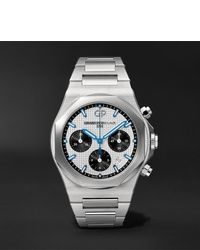 Girard Perregaux Laureato Chronograph Automatic 42mm Stainless Steel Watch