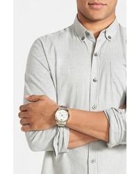 0282ffd3778fe ... Michael Kors Michl Kors Large Lexington Chronograph Bracelet Watch 45mm
