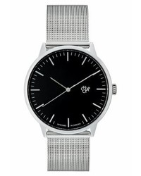CHPO Nando Watch Silver Coloured
