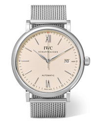IWC SCHAFFHAUSEN Portofino Automatic 40 Stainless Watch