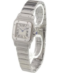 Cartier Santos Analog Watch