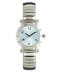 Lipsy Silver Diamond Dial Watch