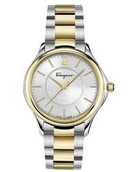 Salvatore Ferragamo Time Bracelet Watch 33mm