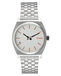 Nixon Time Teller Star Wars Watch Silver Coloured