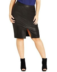 Slit pencil skirt original 10604252