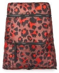 Topshop Foldaway Backpack Black