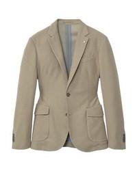 Mango Beta Suit Jacket Beige