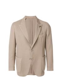 Gabriele Pasini Classic Single Breasted Blazer