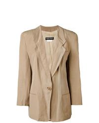 Giorgio Armani Vintage Overiszed Blazer