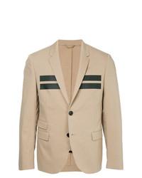 Neil Barrett Striped Blazer