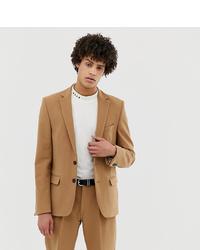 Noak Suit Jacket In Camel