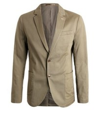 Pier One Suit Jacket Oliv