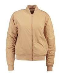 Calvin Klein Owral Bomber Jacket Tannin