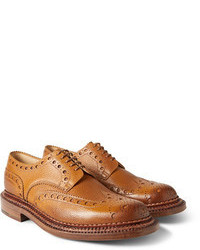 Tan brogues original 510714
