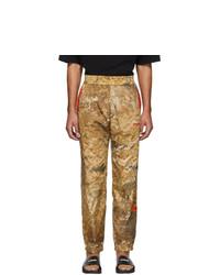 Tan Camouflage Sweatpants