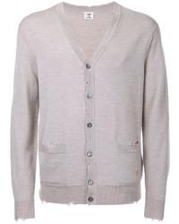 Distressed v neck cardigan medium 5251616