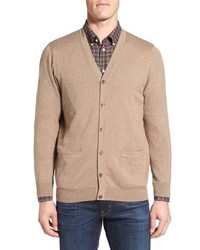Nordstrom Shop Regular Fit Cotton Cashmere Cardigan