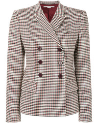 Stella McCartney Prince Of Wales Checked Blazer