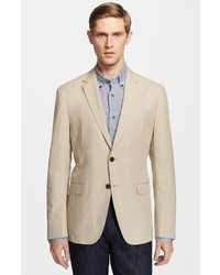 Salvatore Ferragamo Cotton Blend Blazer
