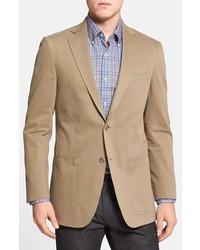 New york classic fit cotton blazer medium 113217