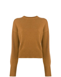 Theory Cashmere Cropped Jumper