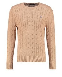 Jumper camel melange medium 3766613
