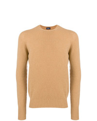 Drumohr Long Sleeve Fitted Sweater